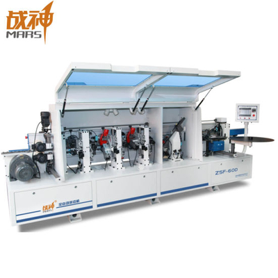 ZSF-60D Woodworking Machinery Automatic Wood Edge Banding Machine