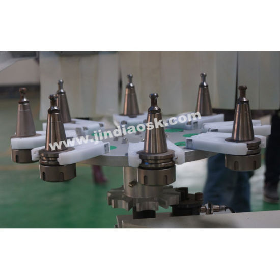 Reasonable Price PTP Drilling CNC Machine Center for Panel Furniture