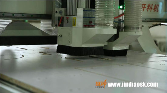 S300 Nesting CNC Router for Wood Cutting Machine Furniture