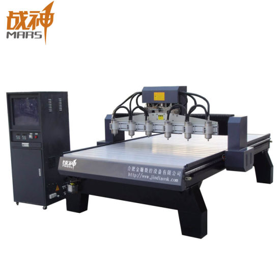 Zs1325 Multi-Spindle CNC Engraving Machine