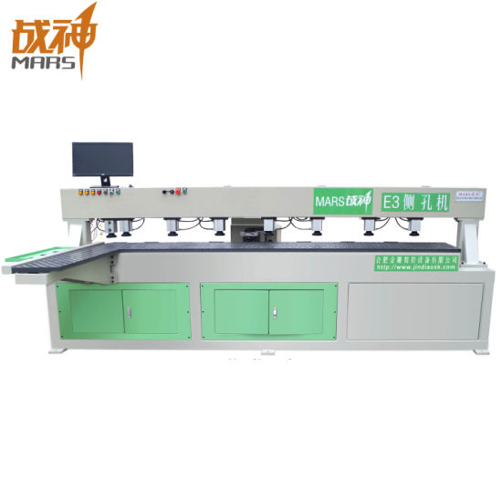 Furniture E3 Side Horizontal Hole Drilling Machine CNC Router Machine